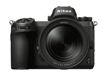 Nikon Z6 KIT WITH 24-70 S LENS NIKON (VOK020XM)