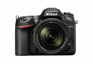 Nikon D7200 DSLR Camera with 18-140mm Lens (VBK450ZM)…