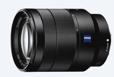 Sony Vario-Tessar T* FE 24-70mm f/4 ZA…