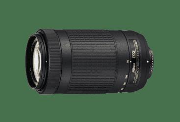 Nikon AF-P DX NIKKOR 70-300mm f/4.5-6.3G ED…