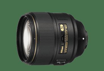Nikon AF-S NIKKOR 105mm f/1.4E ED (JAA343DA) +…
