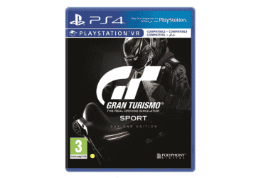 Gran Turismo Sport - PlayStation 4 (PS43352…