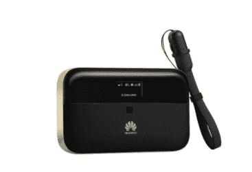 Huawei Pro 2 Mobile WiFi - Black/Gold 9…