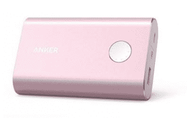 Anker 13400mAh PowerCore+ with Quick Charge 3.0…