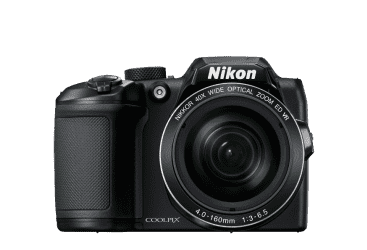 Compare NIKON COOLPIX B500  VNA951MA  +  Memory card 8GB  at KSA Price