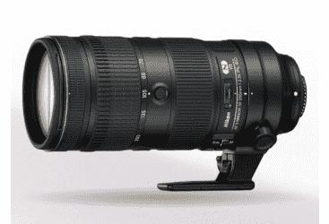 Nikon AF-S NIKKOR 70-200mm f/2.8E FL ED VR…