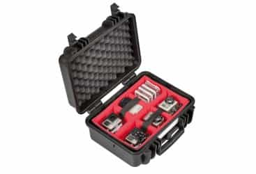 EXPLORER WATERPROOF CASE WITH PADDED DIVIDERS (EXP-3317.BPH)