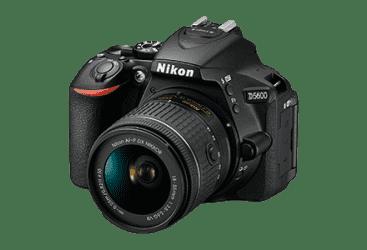 NIKON D5600 KIT WITH 18-55VR (VBK500XM) + Nikon…
