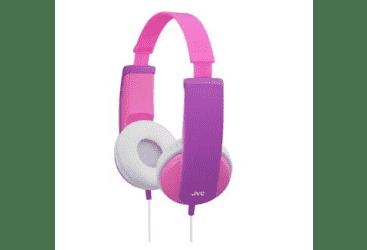 JVC kid's headphone with volume limitte (HA-KD5-P-EF)