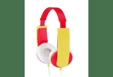 JVC kid's headphone with volume limitte (HA-KD5-R-EF)
