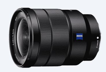 Sony Vario-Tessar T* FE 16–35 mm F4 ZA OSS Lens (SEL1635Z)