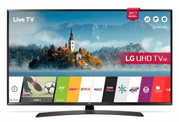 """49"""" LG ULTRA HD 4K TV (49UJ634V)"""