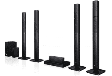 Compare LG  Home Theater System, 1000W   LHB655NW  at KSA Price