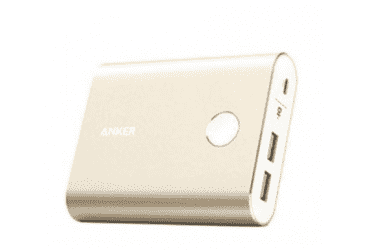 Anker PowerCore+ 13,400 mAh 3.0 Quick Charge…