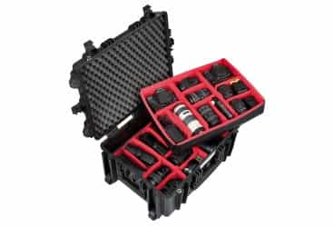 EXPLORER WATERPROOF CASE WITH PADDED DIVIDERS (EXP-5326.BPH)