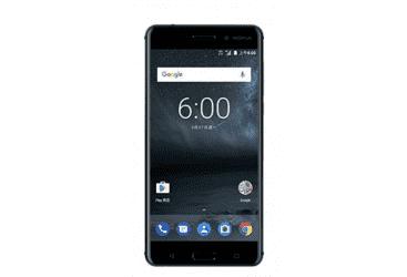 Nokia 6 32GB Phone - Black (NOKIA6-BK)