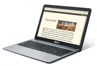 "Compare Asus VivoBook X541NA Laptop, 15.6"", Intel Celeron N3450, Intel GMA  HD   X541NA GQ367T  at KSA Price"