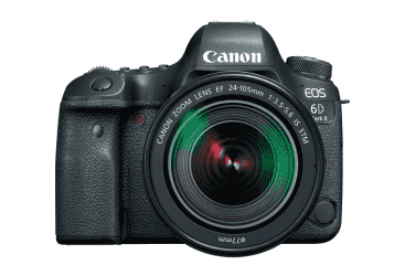 CANON EOS 6D MARK II with EF 24-105mm…
