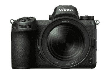 NIKON MIRRORLESS FULL FRAME Z7 CAMERA WITH 24-70…