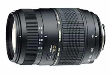 TAMRON AF 70-300mm f/4.0-5.6 Di LD Macro…