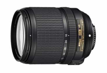 Nikon AF-S DX NIKKOR 18-140mm f/3.5-5.6G ED…