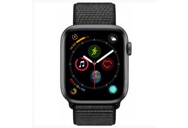 Apple Watch Sport Series 4, GPS, 44 mm, Space…