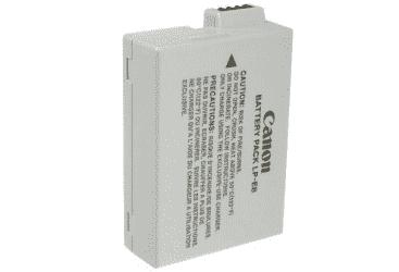 Canon LP-E8 1120 mAh Rechargeable Lithium-Ion Battery…