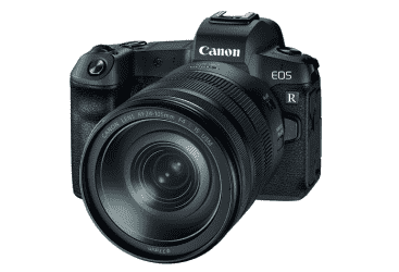 Canon EOS R Mirrorless Digital Camera with 24-105mm…