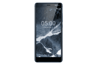 Compare NOKIA 5.1     16GB 4G     Blue  NOKIA5.1 BL  at KSA Price
