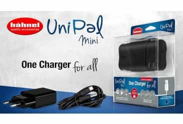 Hahnel Unipal Mini Li-Ion Battery Charger (UNIPAL-MINI)