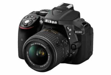 NIKON D5300 DX WITH 18-55mm AF-P DX Lens KIT…