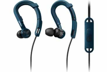 PHILIPS ActionFit Headphones - Blue (SHQ3405BL/00)