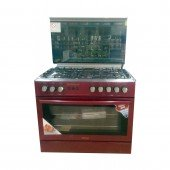 Femas Free Stand Oven 5 Burners