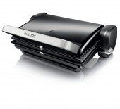 Philips Health grill Ribbed plate 2000 W