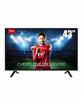 TCL, LED SMART TV 43D2930S