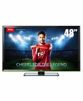 """Compare TCL, LED  TV  48"""", 48D2700 at KSA Price"""