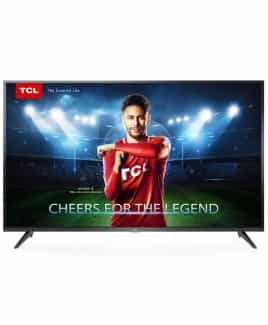 TCL UHD Smart TV 50E6100US