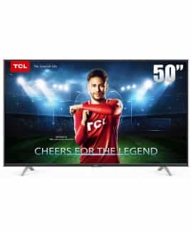 TCL LED 4K Android Smart TV 50P1US
