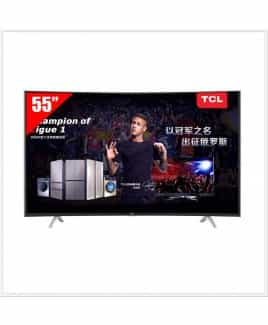 Compare TCL  Curved FHD  Android Smart TV  55P1FS at KSA Price