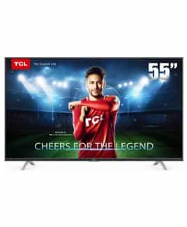TCL LED 4K Android Smart TV 55P1US
