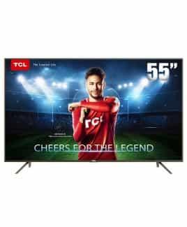 TCL LED 4K Android Smart TV 55P1USG
