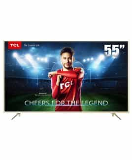 TCL, LED 4K Android Smart TV 55P2US