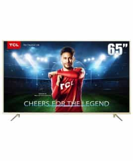 TCL, LED 4K Android Smart TV 65P2US