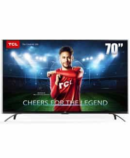 Compare TCL, LED  4K  Android Smart TV,  70P1 US at KSA Price