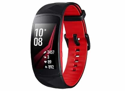 SAMSUNG GEAR FIT2 PRO FTNESS BAND - Red