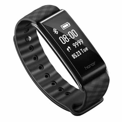 Compare Huawei Color Band A2  Waterproof ,Heart Rate Monitor Fitness Tracker    Black at KSA Price