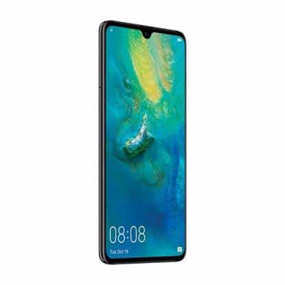 Huawei Mate 20 Dual LTE 128GB - Black