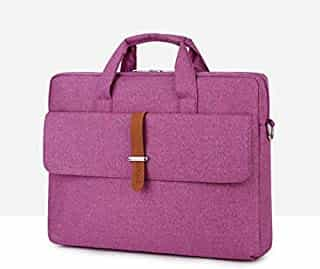 Compare YODAY Portable laptop liner, suitable for  13 inch MacBook, suitable for  Apple and  Xiaomi multi function ultra thin laptop messenger bag, laptop protective cover_Pink_13 inch at KSA Price