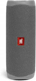 Compare JBL  Flip 5  Portable Speaker Waterproof Wireless Bluetooth    GREY    JBLFLIP5GRY at KSA Price