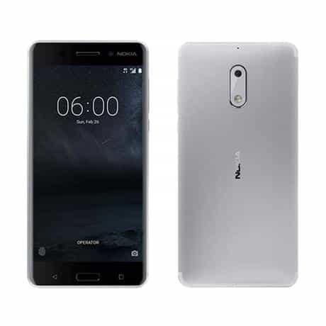Nokia 6 Dual SIM, 32GB, 3GB RAM, 4G LTE,…
